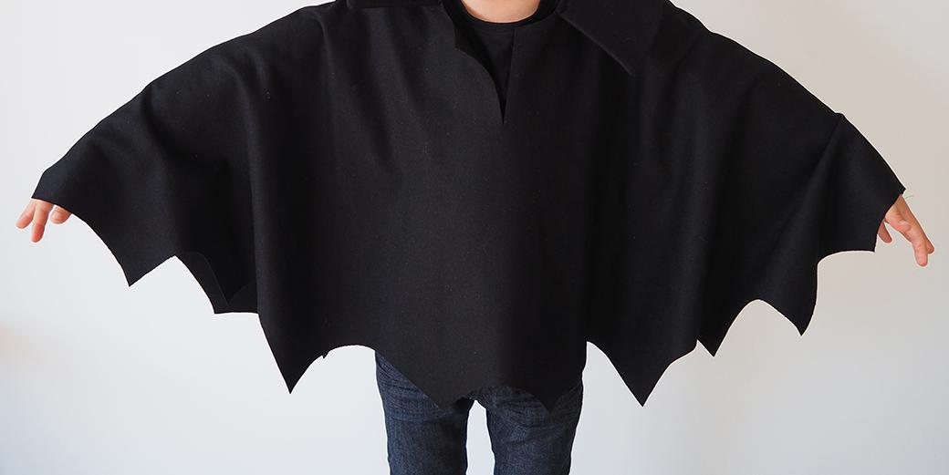 Vite ! Un déguisement pour Halloween…