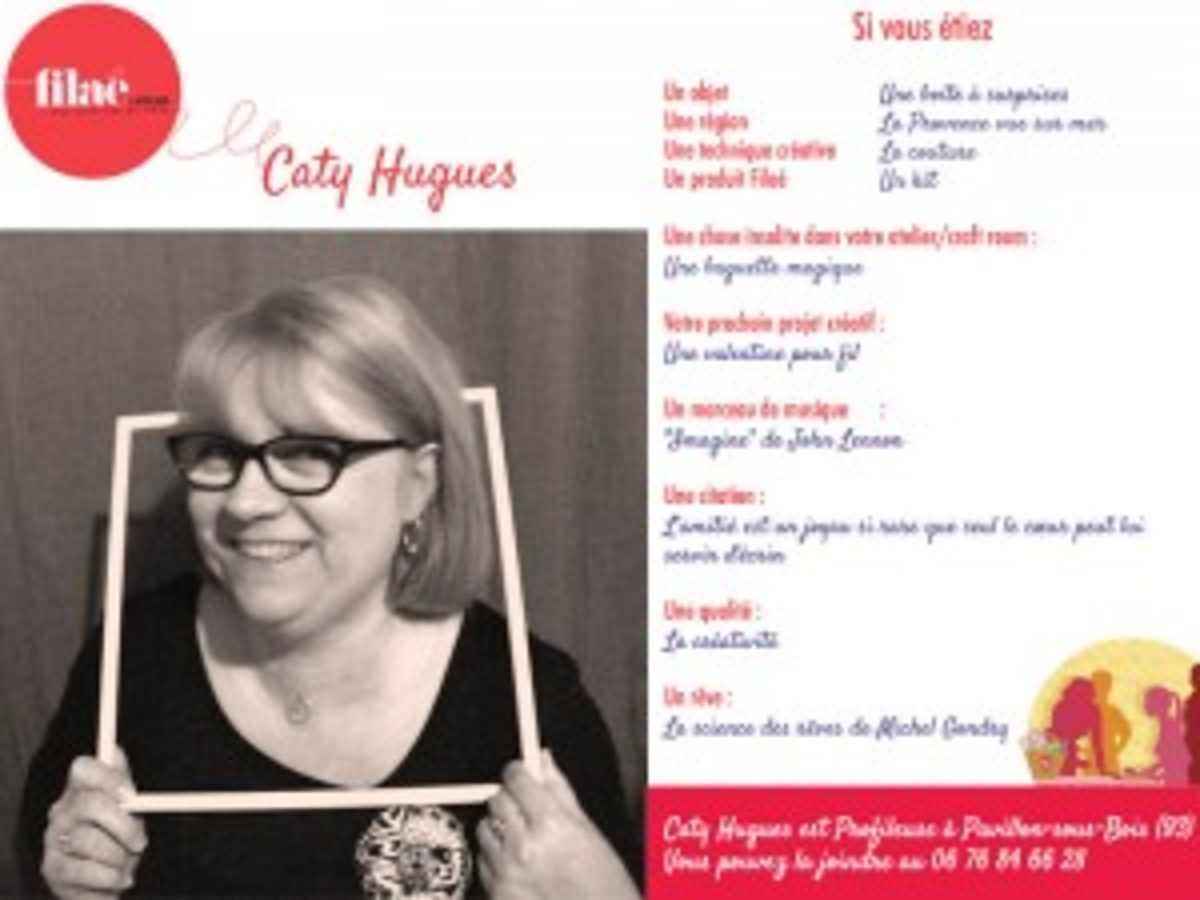 fiche Caty Hugues