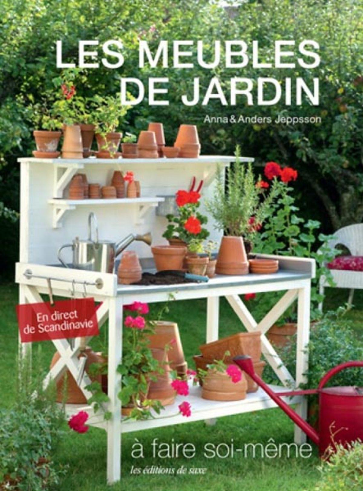 les meubles de jardin
