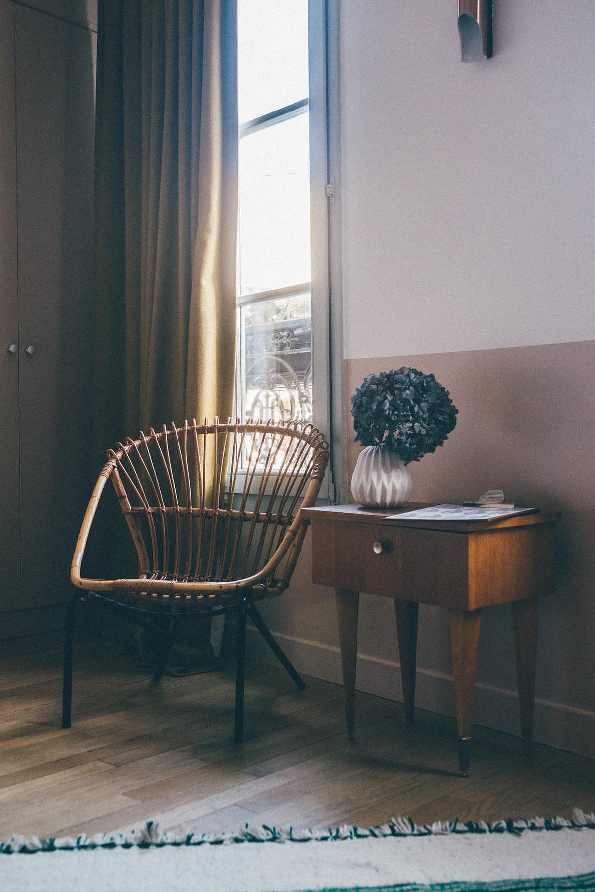 Hôtel Henriette par vie de miettes