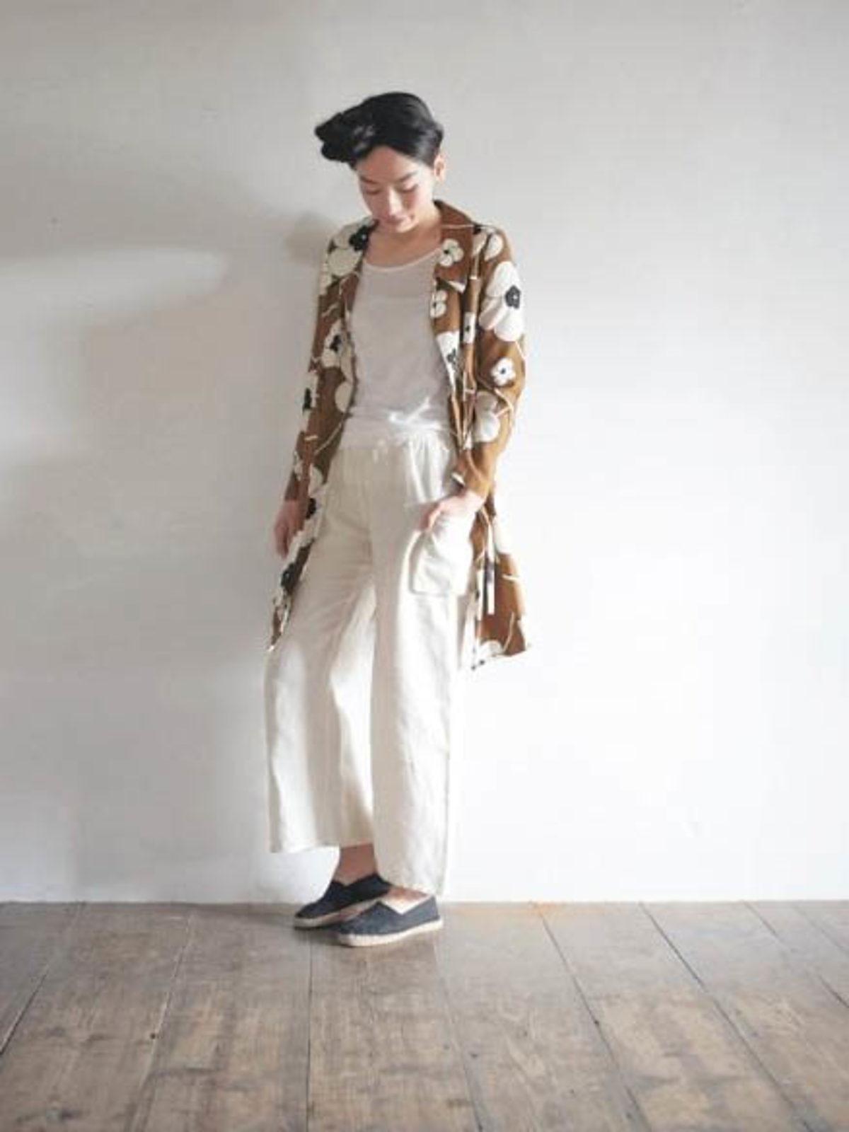 couture naturelle lin et coton