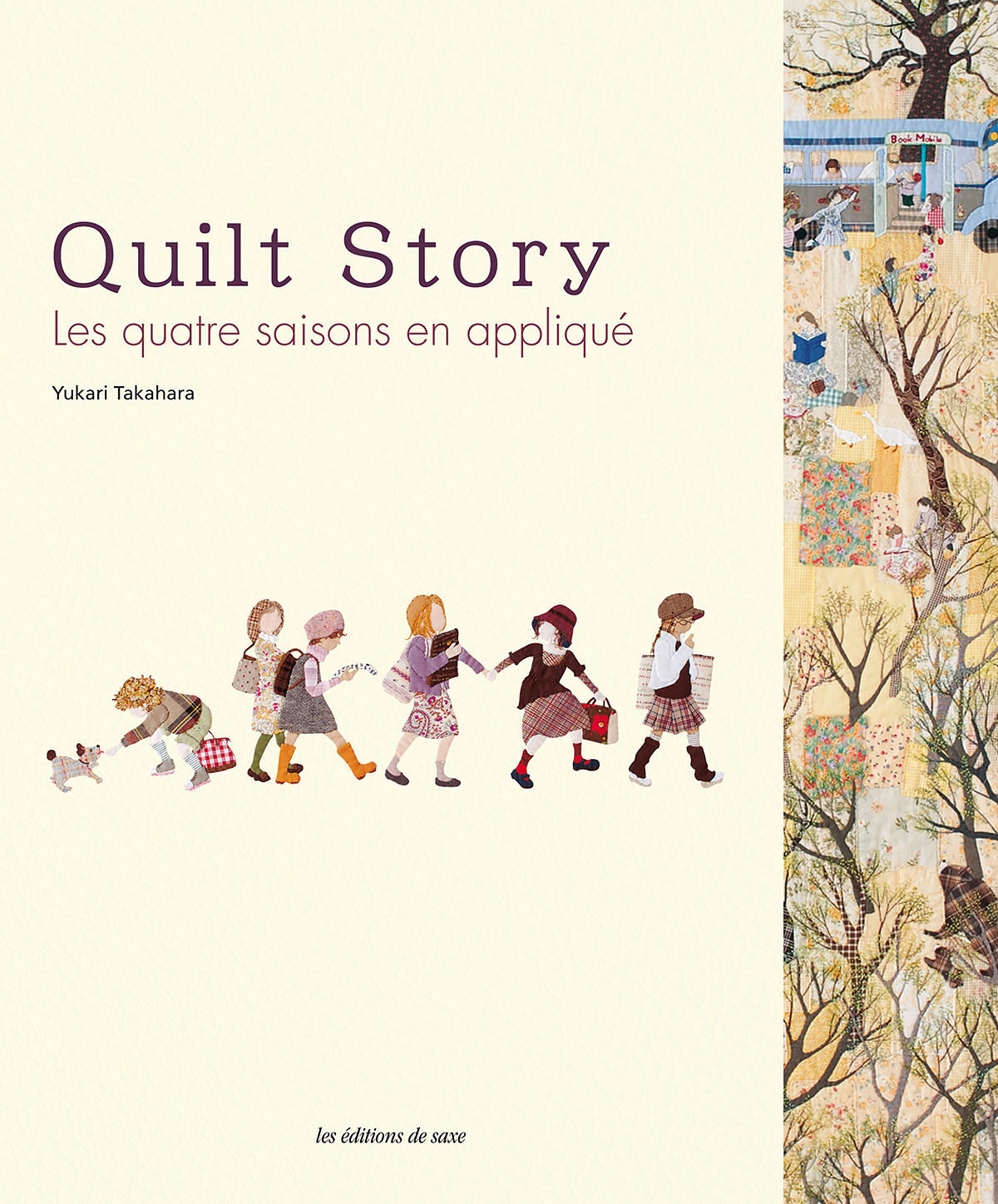 JALI157 Quilt Story