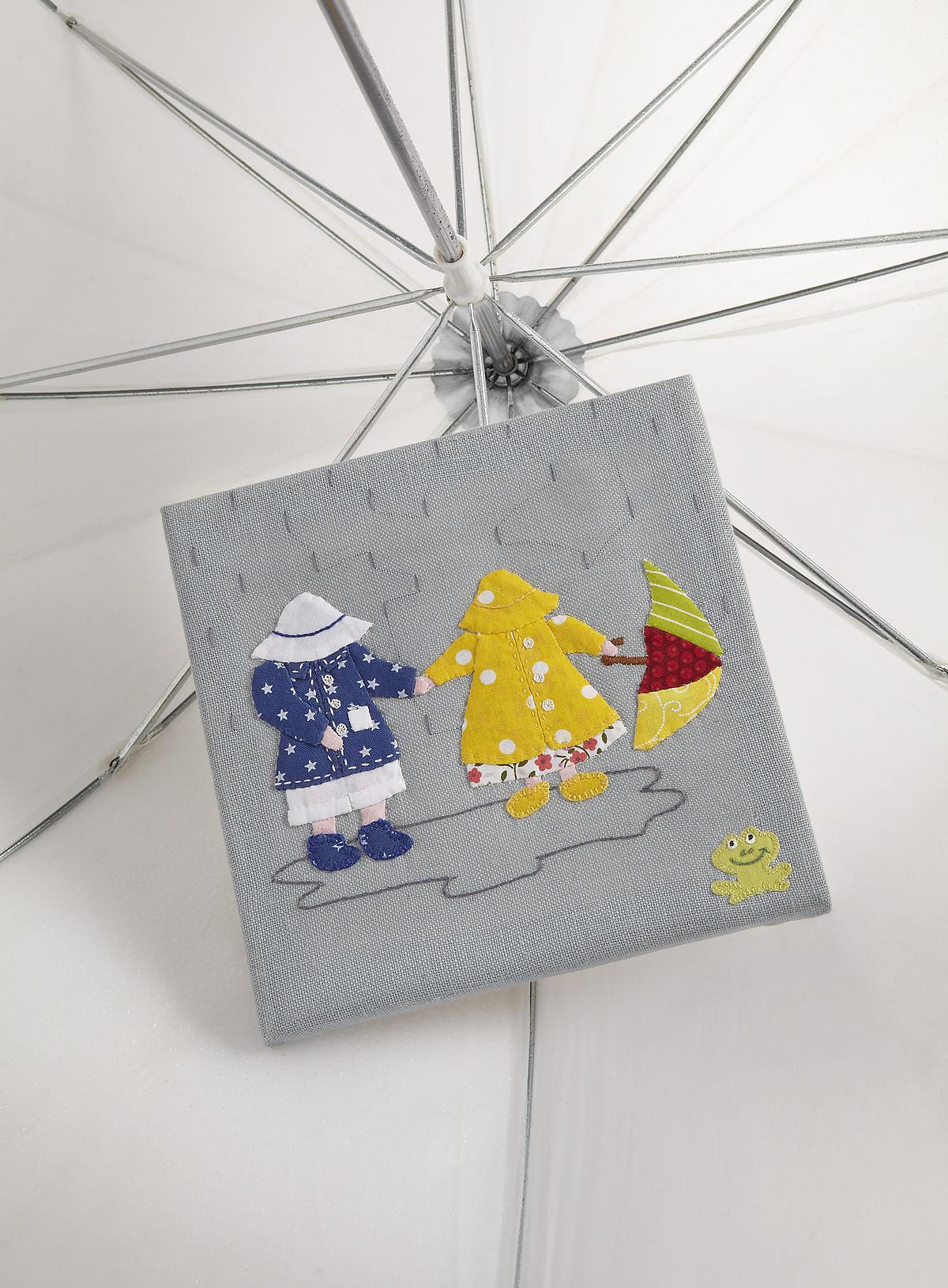 REED046 Sunbonnets il pleut