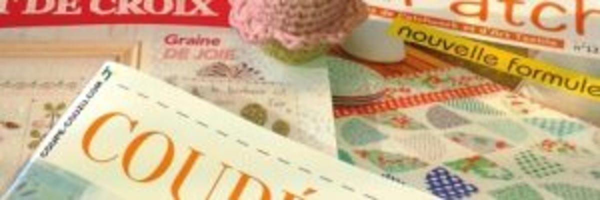 nouveautés magazines saxe tuto cupacake crochet