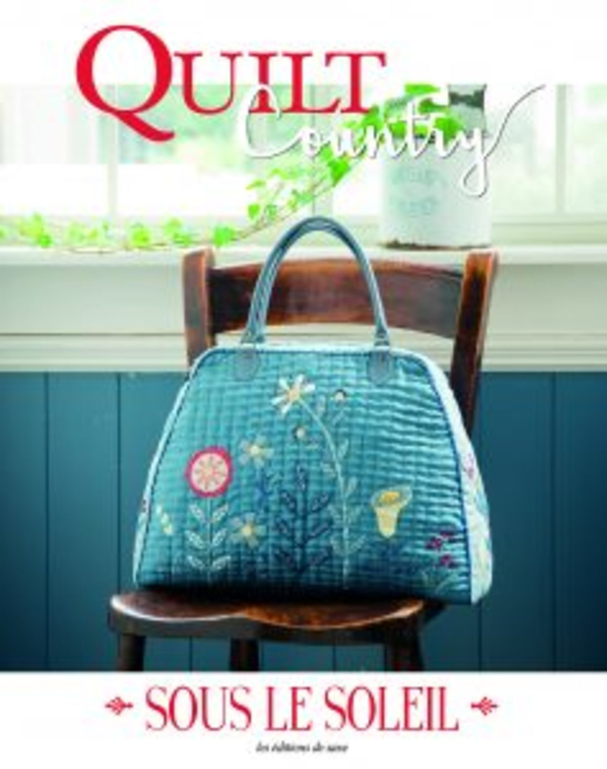 Couverture Quilt Country 53