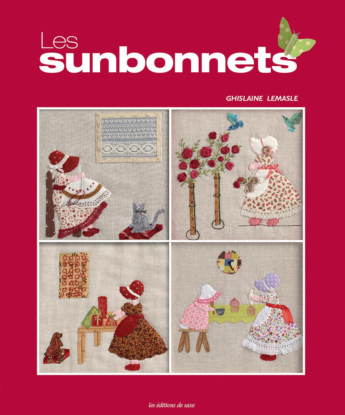 Livre REED046 Sunbonnets