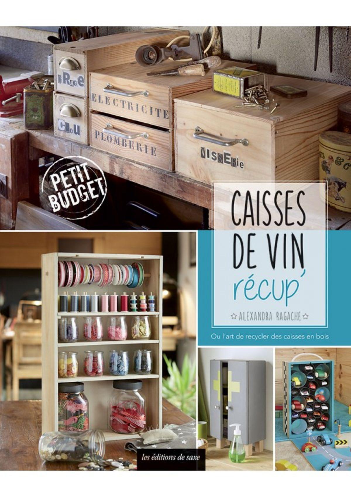 Caisse De Vin Déco les caisses de vin récup', la déco tendance du moment (+