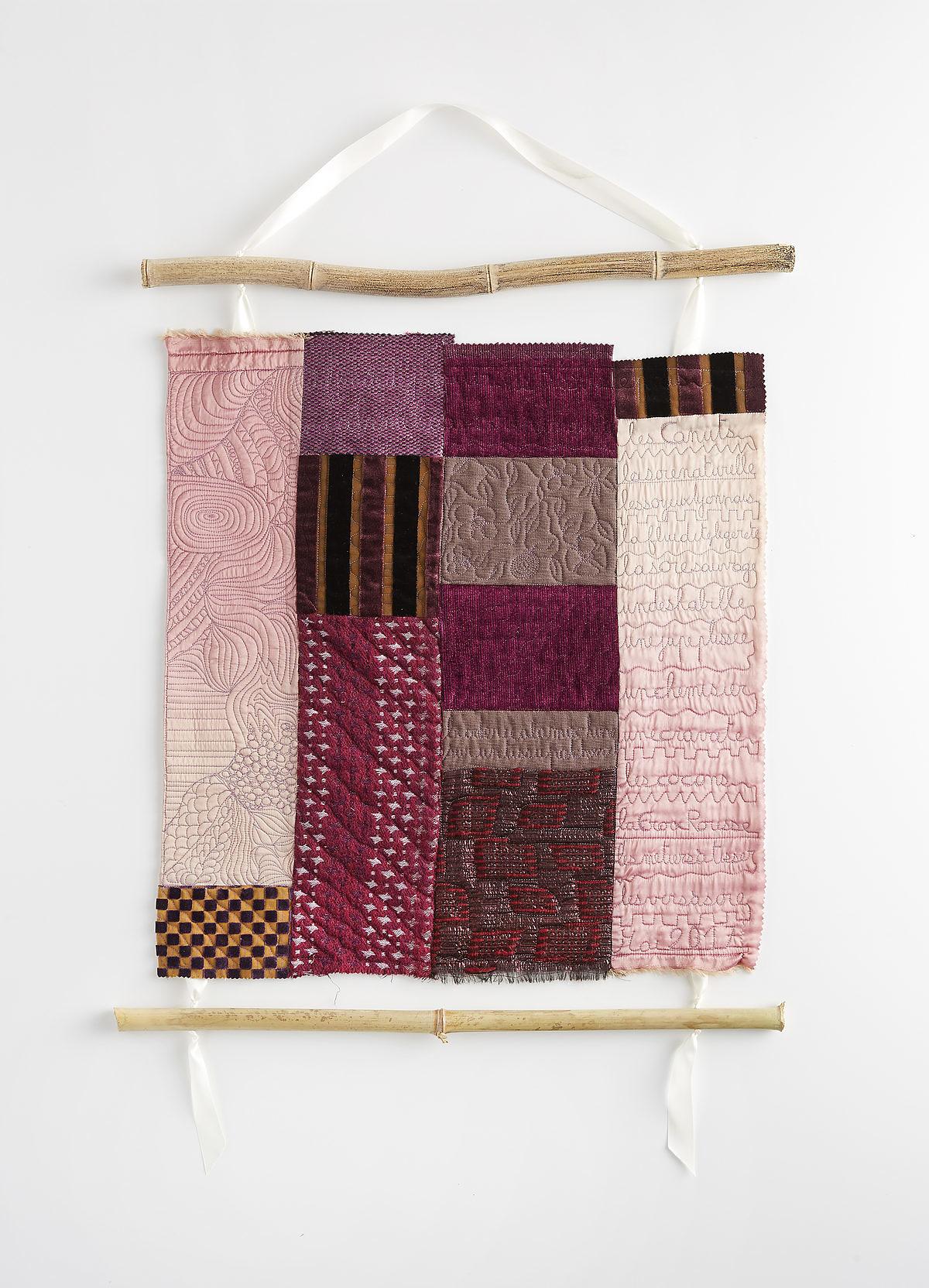 Des Tableauxpanneaux Textiles Pour La Fête Des Mères Saxe