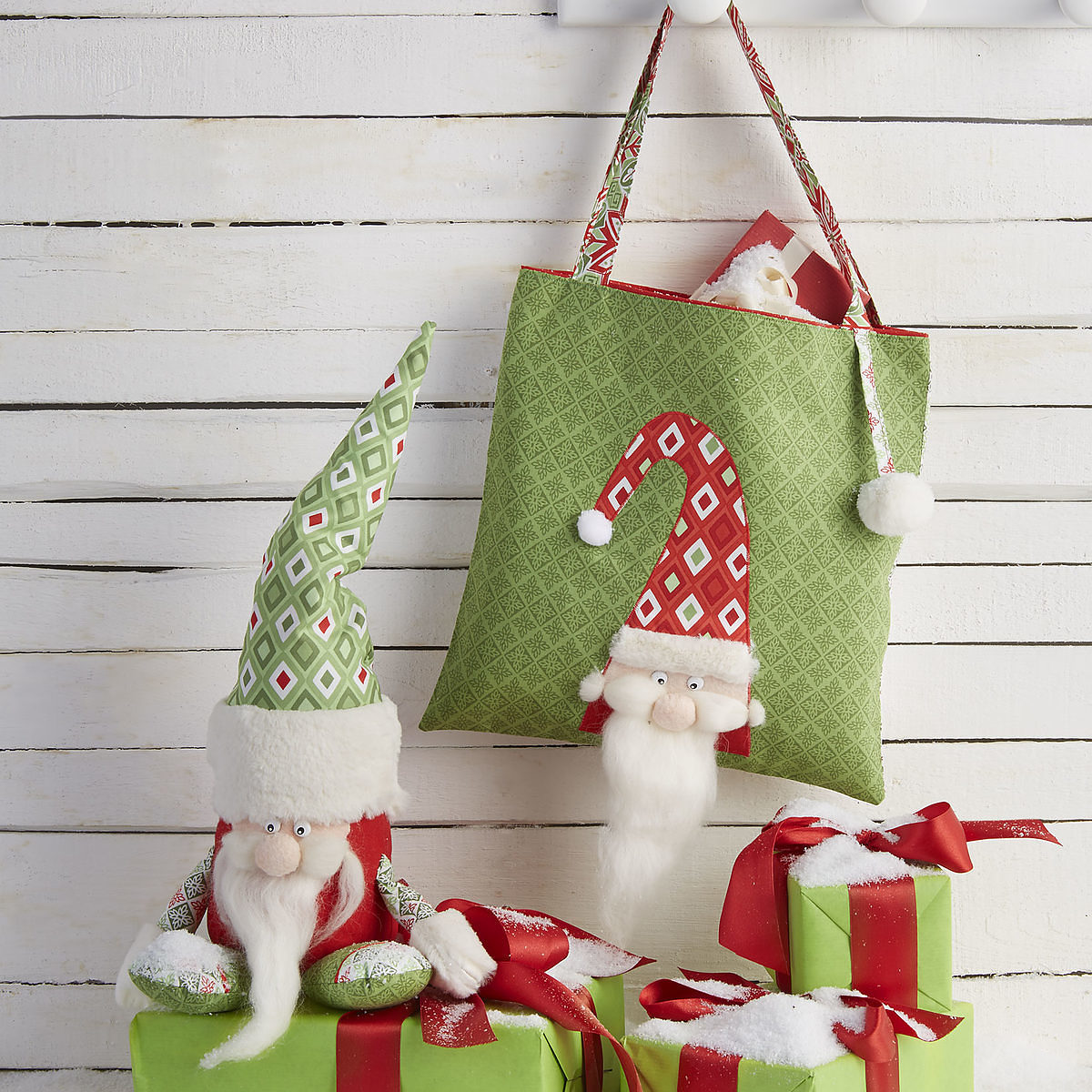 Sandrine Guédon kit Noël