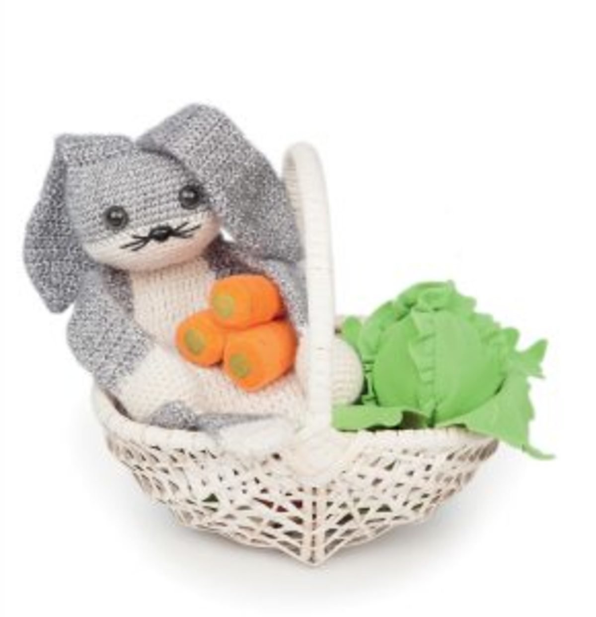 Stone Washed lapin crochet Scheepjes