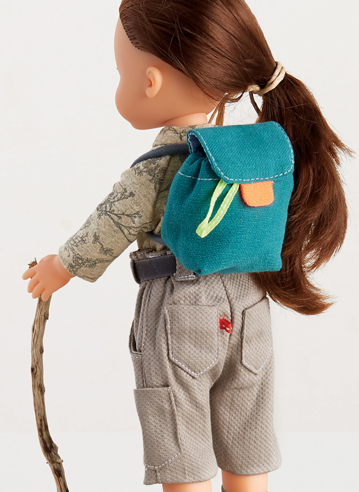 coudre des vêtements pour poupée Corolle