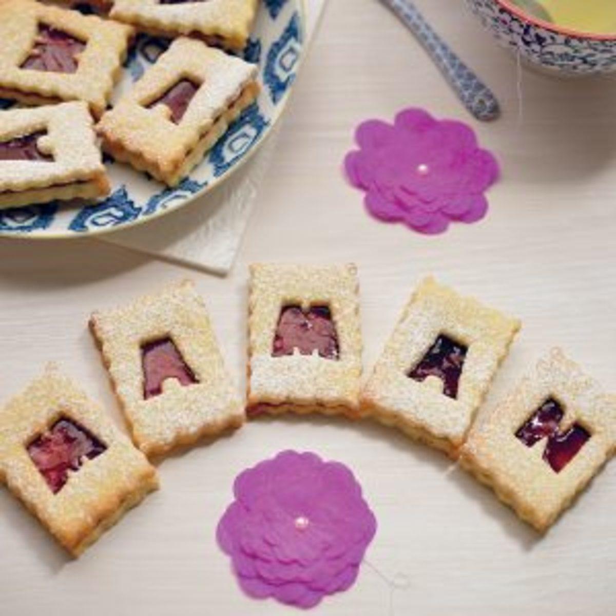 Recette biscuits pour maman fête des mères
