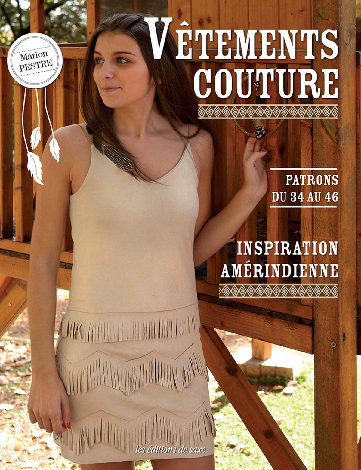 livre Marion Pestre Vêtements couture