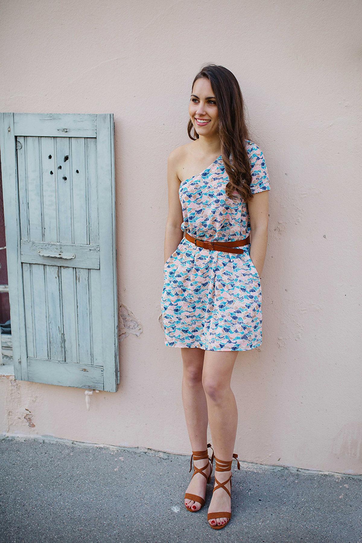 ma petite garde-robe robe numéro 1