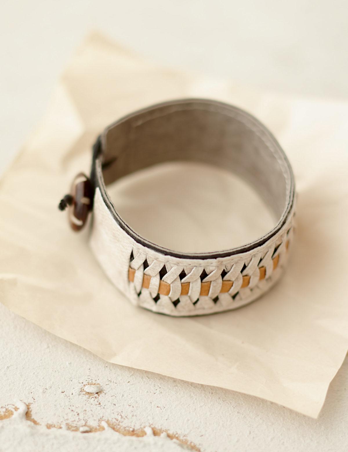 Vegatex bracelet