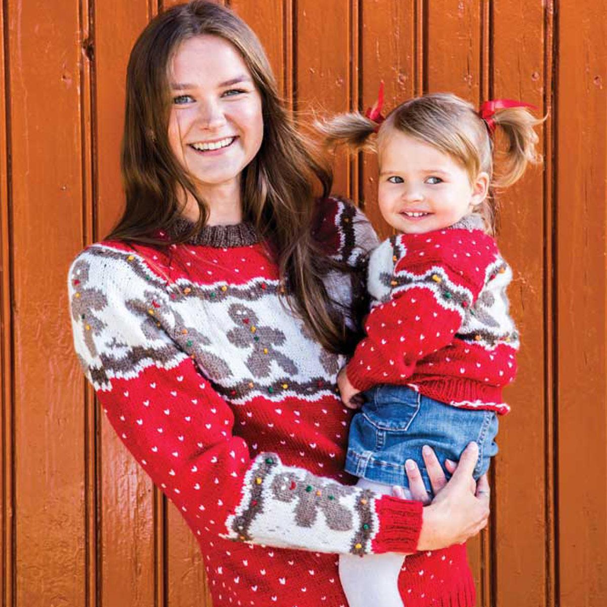 Pulls de Noel moches au tricot