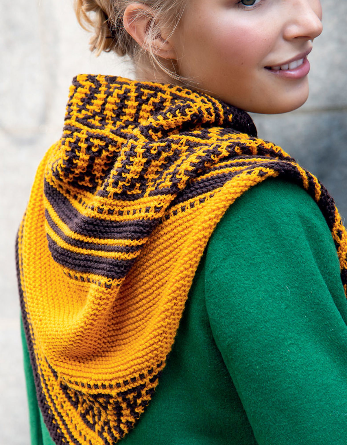 chale-tricot-mosaique