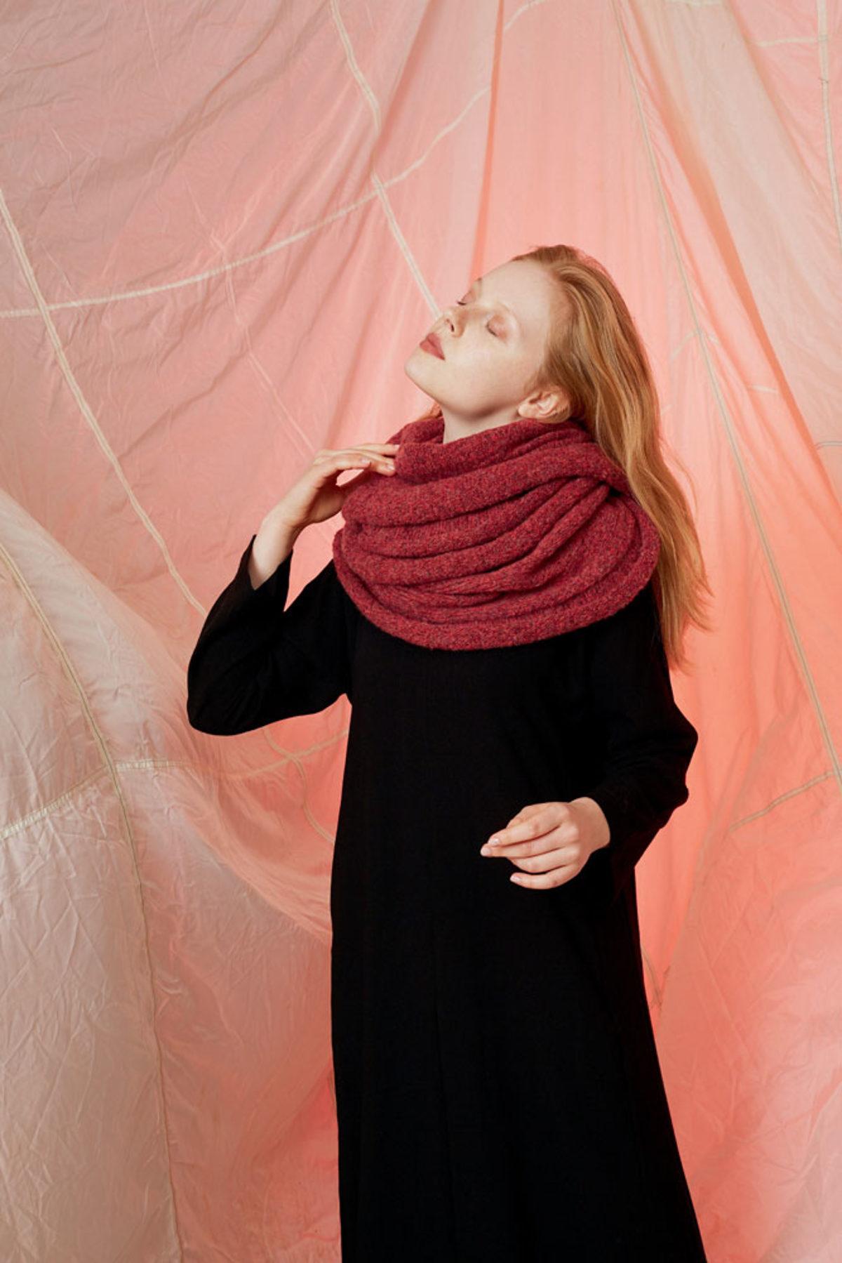 snood-au-tricot-rouge