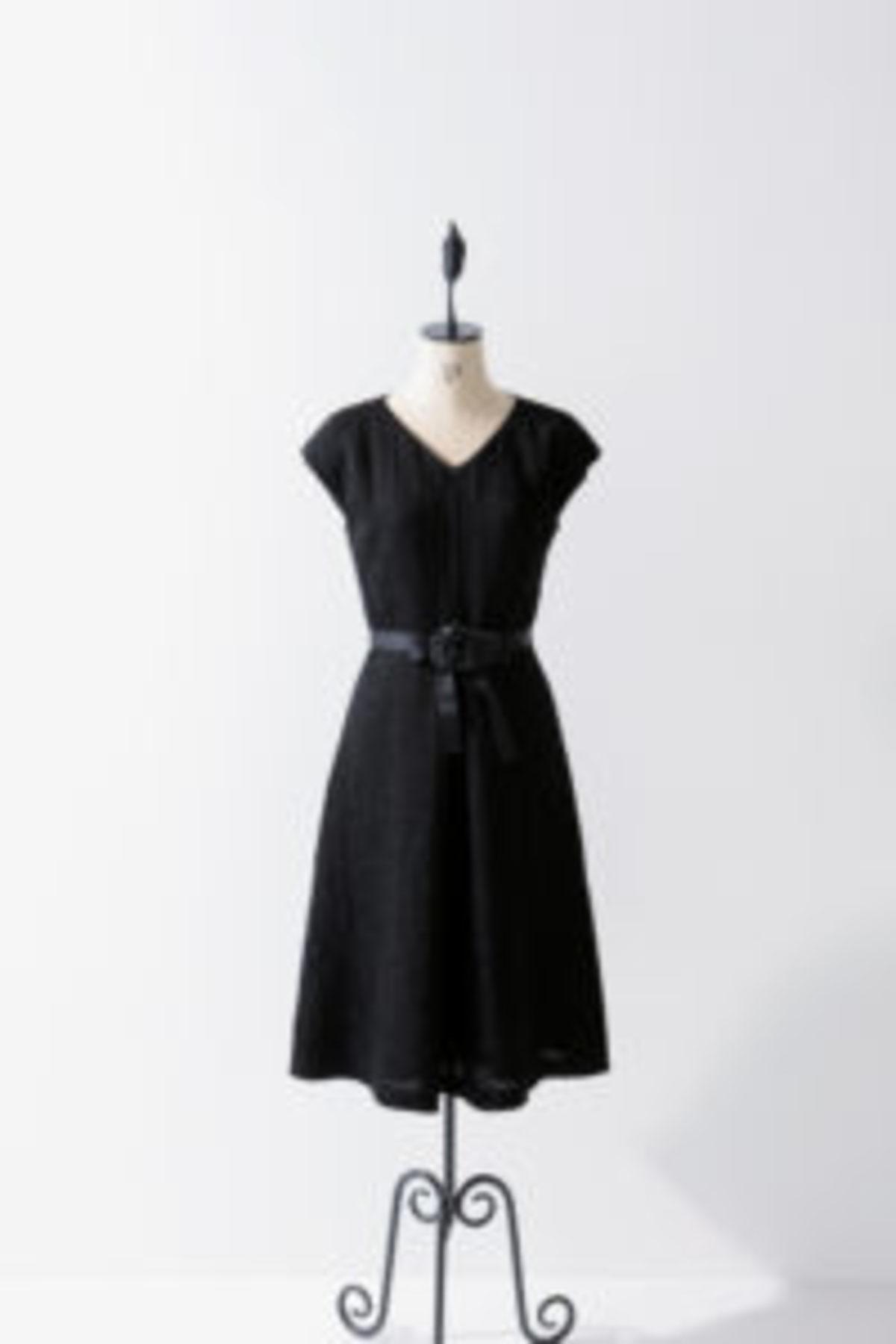 robe avec fermeture à glissiere invisible