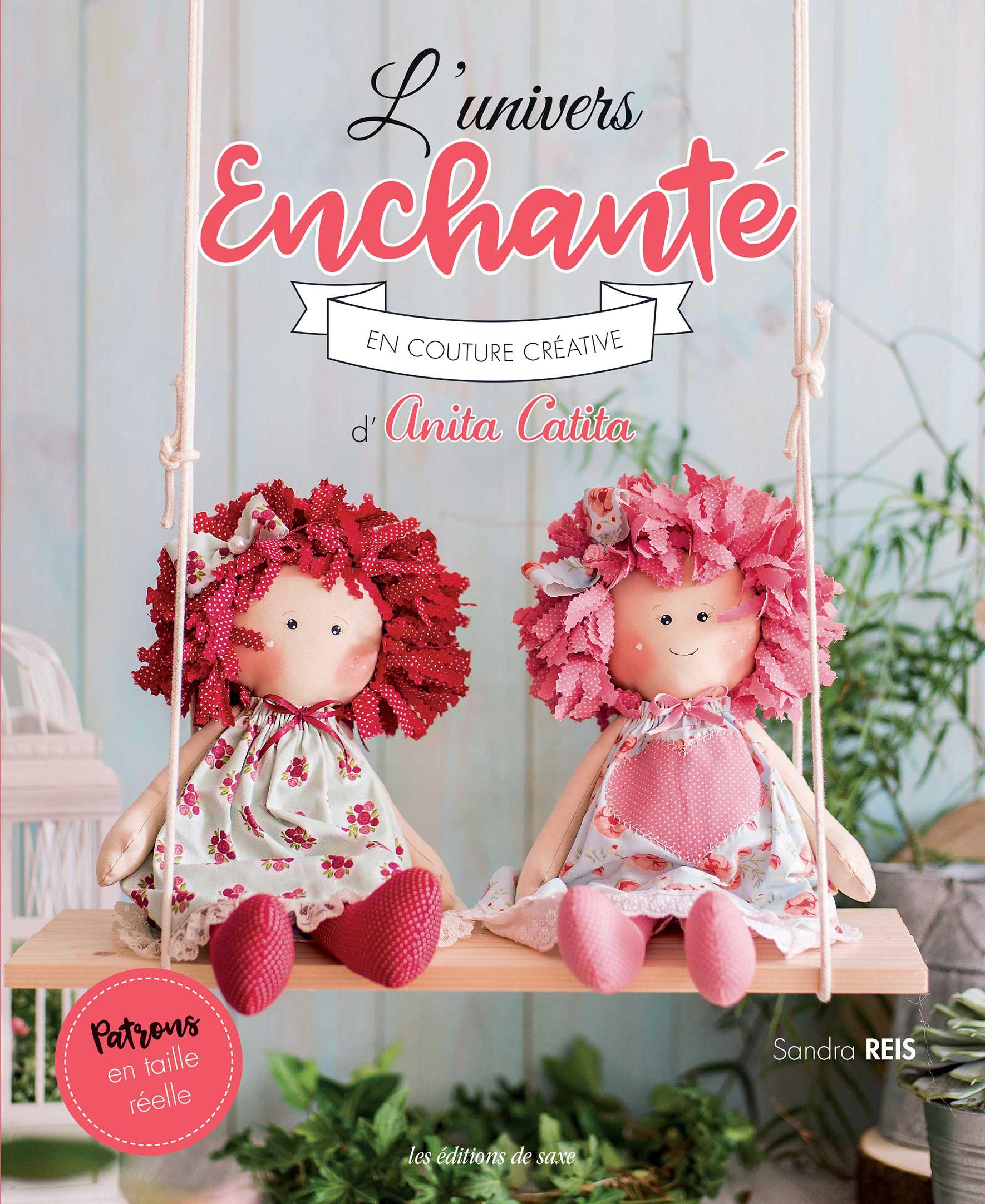 Les jolies poupées de chiffon de Sandra Reis